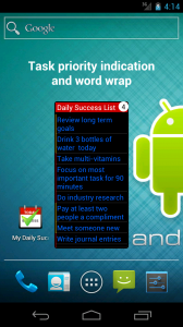 Daily Success Checklist Icon
